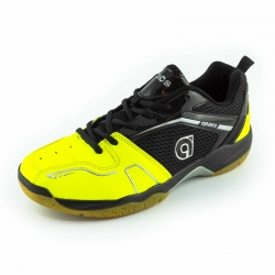 Apacs Shoe Cushion Power 082 Black/Yellow