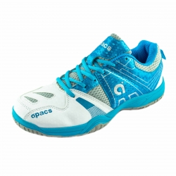 Apacs Shoe Cushion Power 207 Blue/White