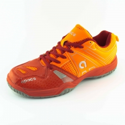 Apacs Shoe Cushion Power 207 Orange/Red