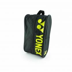 Yonex Shoe Bag SUNRASB03L-S Black/Lime Green