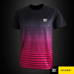 MAXX Shirt Fashion Tee MXFT049 Pink