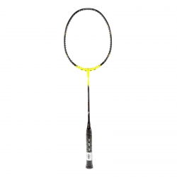 Apacs Racket Ferocious Lite Yellow 6U (BUY 1 FREE 1)