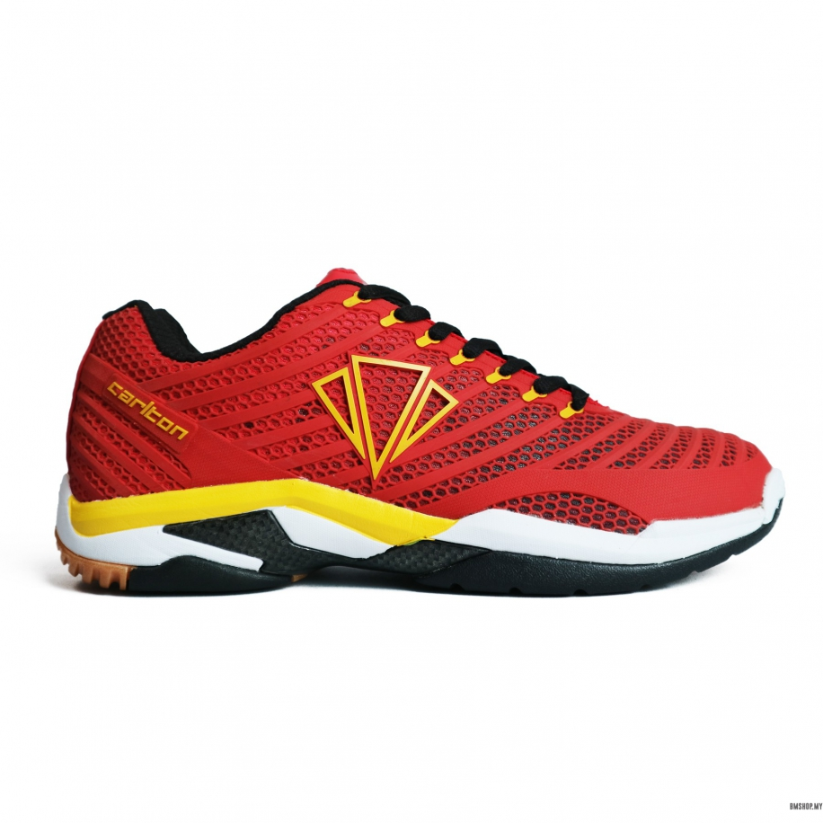 Carlton Shoe Speed Court XT1 RED