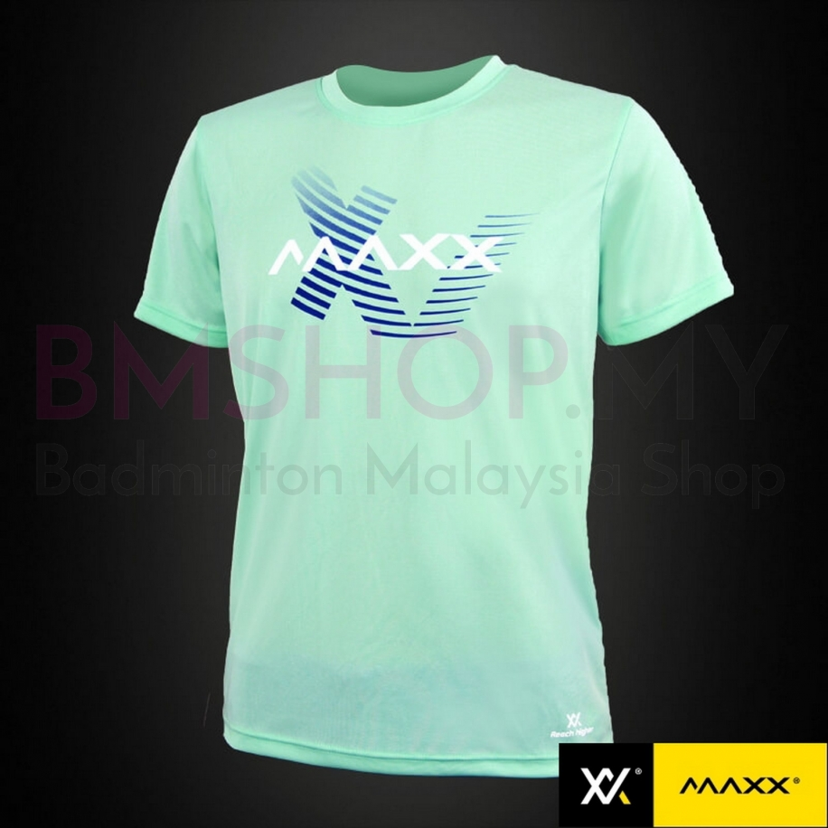 MAXX Shirt MXPT015 V2 Tiffany Blue