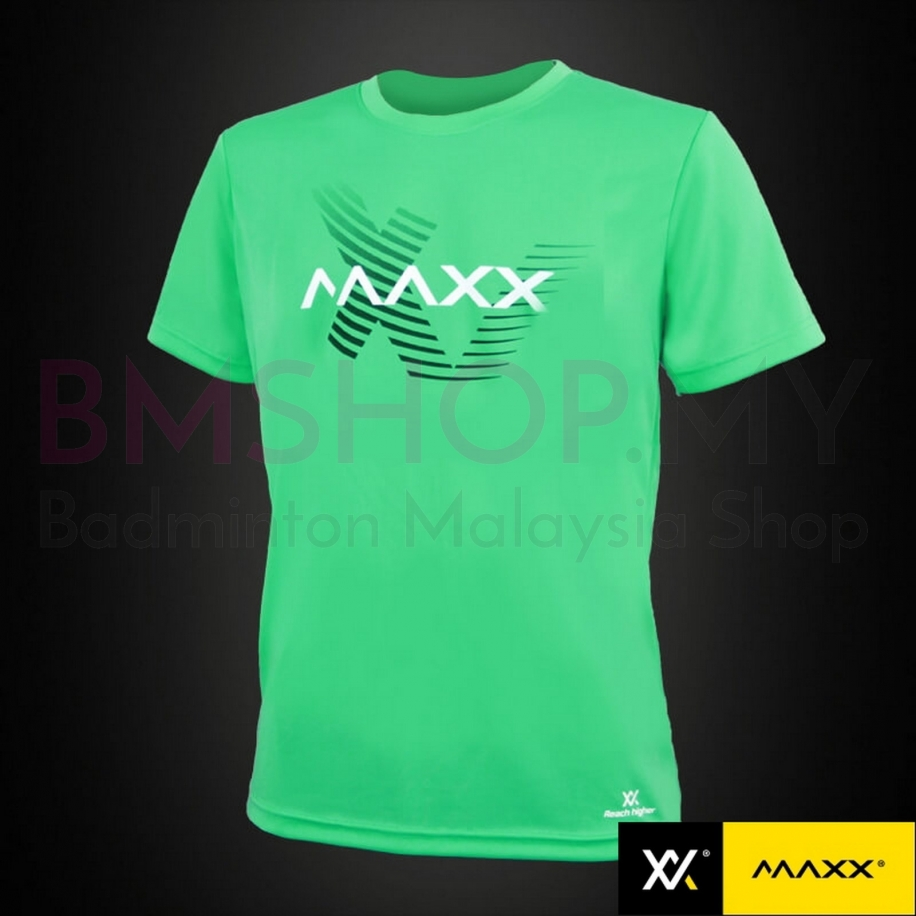 MAXX Shirt MXPT015 V2 Tiffany Green