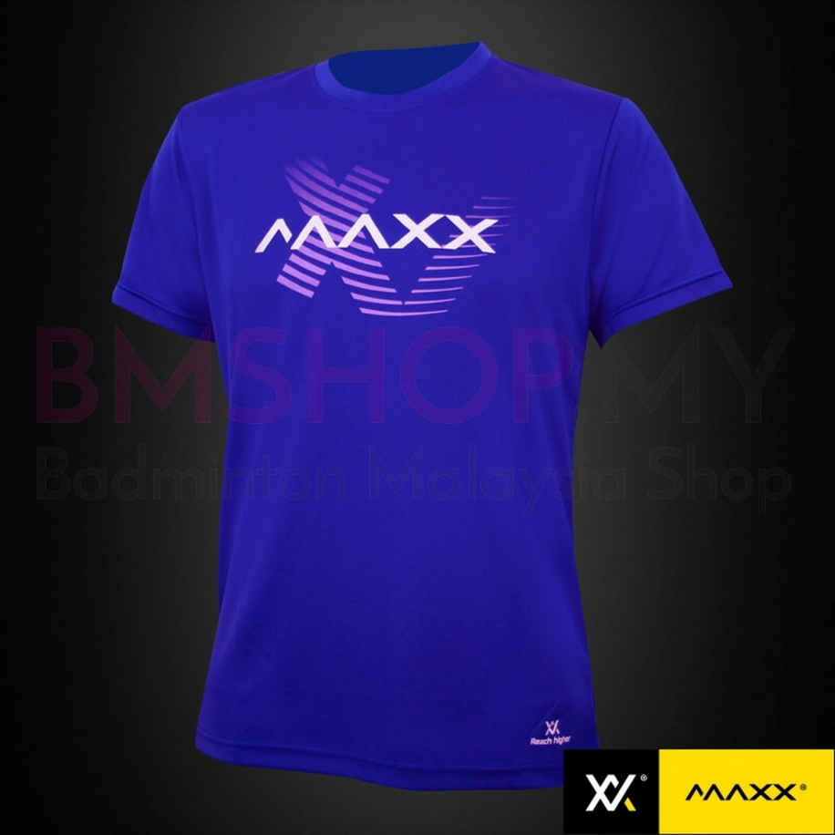 MAXX Shirt MXPT003 V2 Royal Blue