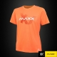 MAXX Shirt MXPT007 V2 Tiffany Orange