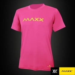 MAXX Shirt Fashion Plain Tee MXFPT020V2 (Tiffany Pink)