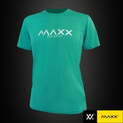 MAXX Shirt Fashion Tee MXFPT012 Turquoise
