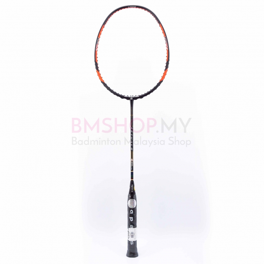 Apacs Racket Lethal 8 Black, Red