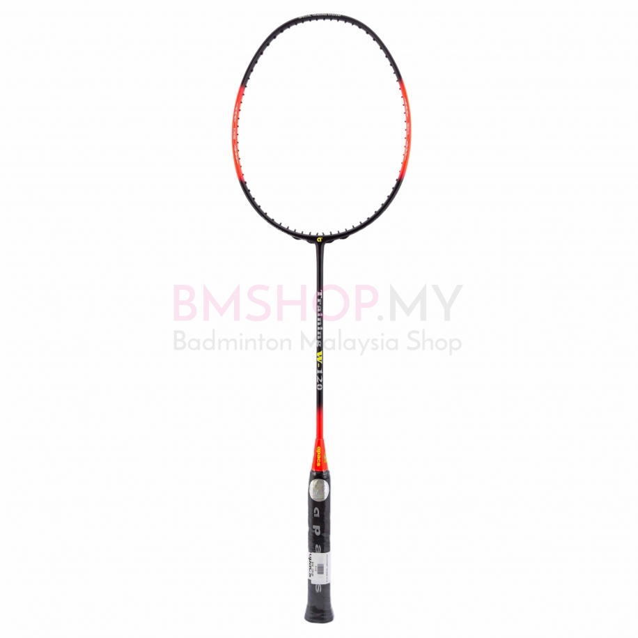 Apacs Racket Training Racket W-120 Black Red