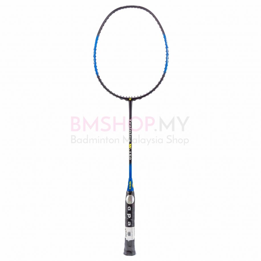 Apacs Racket Training Racket W-180 Black Blue