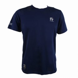 Fleet Shirt H-55 Navy/Silver