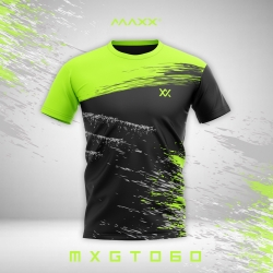 MAXX Shirt MXGT060 Green