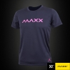 MAXX Shirt Plain Tee MXPT005 Navy