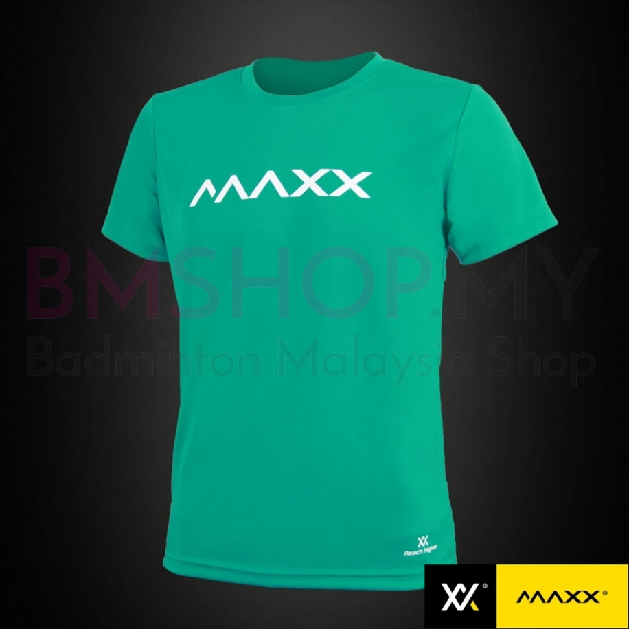 MAXX Shirt Plain Tee MXPT012 Green