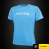 MAXX Shirt Plain Tee MXPT013 Light Blue