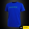 MAXX Shirt Plain Tee MXPT003 V3 Royale Blue