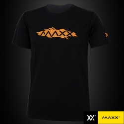 MAXX Shirt Plain Tee MXPT015 V8 Black