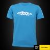 MAXX Shirt Plain Tee MXPT011 V8 Sky Blue