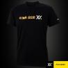 MAXX Shirt Plain Tee Korea Series MXPT-K15 Black