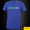 MAXX Shirt Plain Tee Korea Series MXPT-K03 Royal Blue