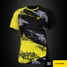 MAXX Shirt Tournament MXSET007T (Yellow)