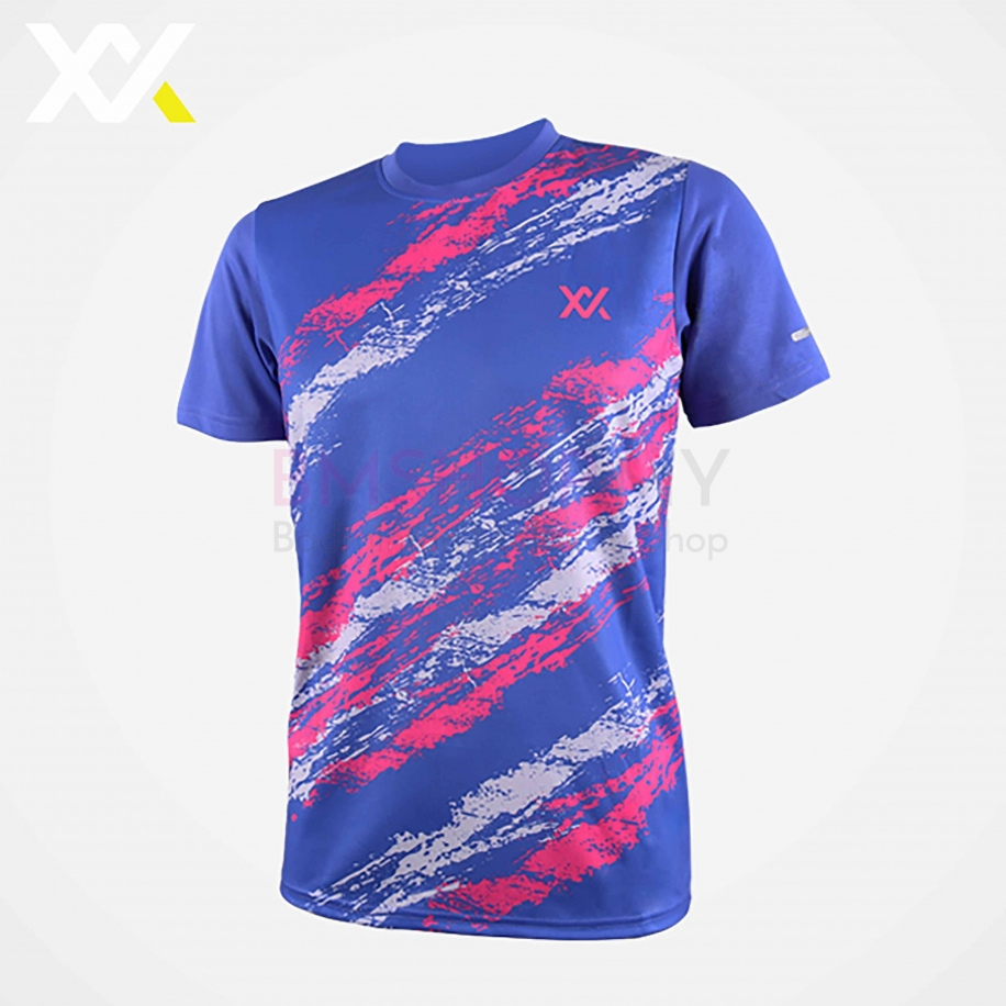 MAXX Shirt Fashion Tee MXFT062 Light Purple