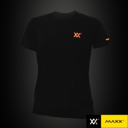 MAXX Shirt Light Cool Tee Black