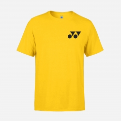 Yonex shirt Training Tee 41001 Yellow/Black (Original)