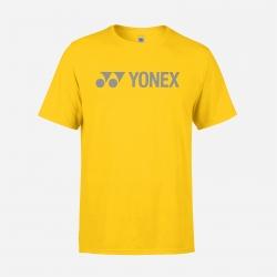 Yonex shirt Training Tee 1007 Yellow/Grey (Original)