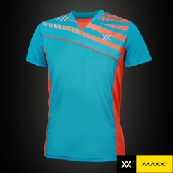 MAXX Shirt Fashion Tee MXFT035 Blue