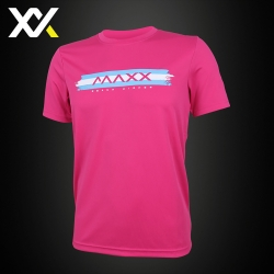 MAXX Shirt Fashion Tee MXGT025 Pink