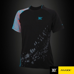 MAXX Shirt Tournament Tee MXSET005T (Blue)