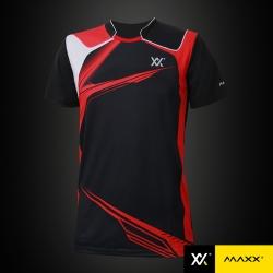MAXX Shirt Fashion Tee MXFT026 Black