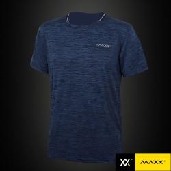 MAXX Shirt Fashion Tee MXFT021 Navy Blue