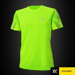 MAXX Shirt Fashion Tee MXFT029 Green