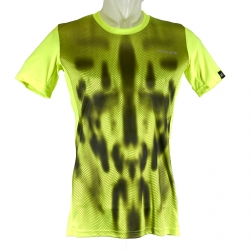 MAXX Fashion Tee MXFT015 Highlight Green