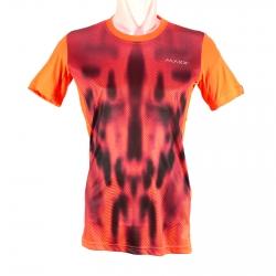 MAXX Fashion Tee MXFT015 Highlight Orange