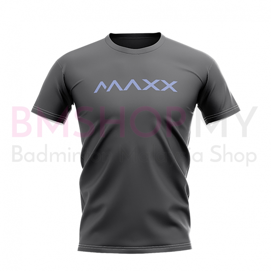 MAXX Shirt New Plain Tee MX-NV04 Dark Grey