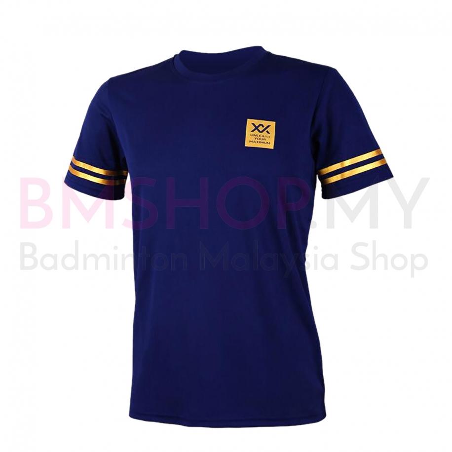 MAXX Shirt Graphic Tee MXFT026 Black/Silver
