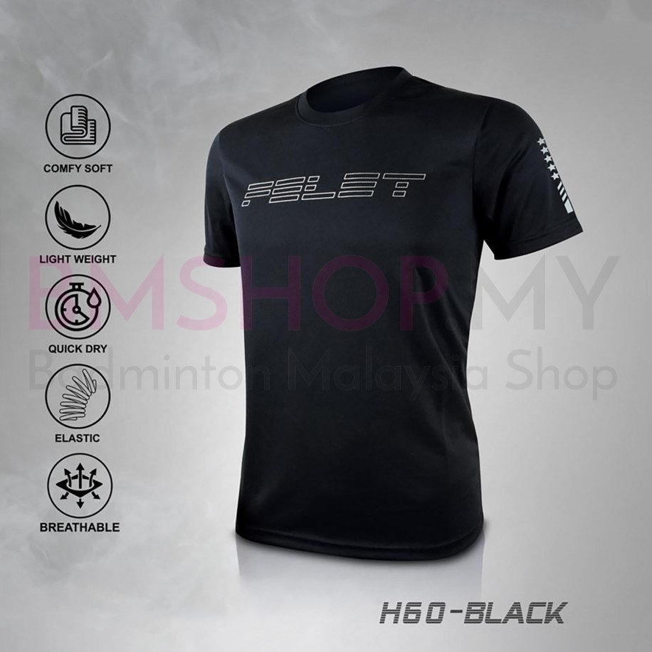 Felet (Fleet) Shirt H-60 Black