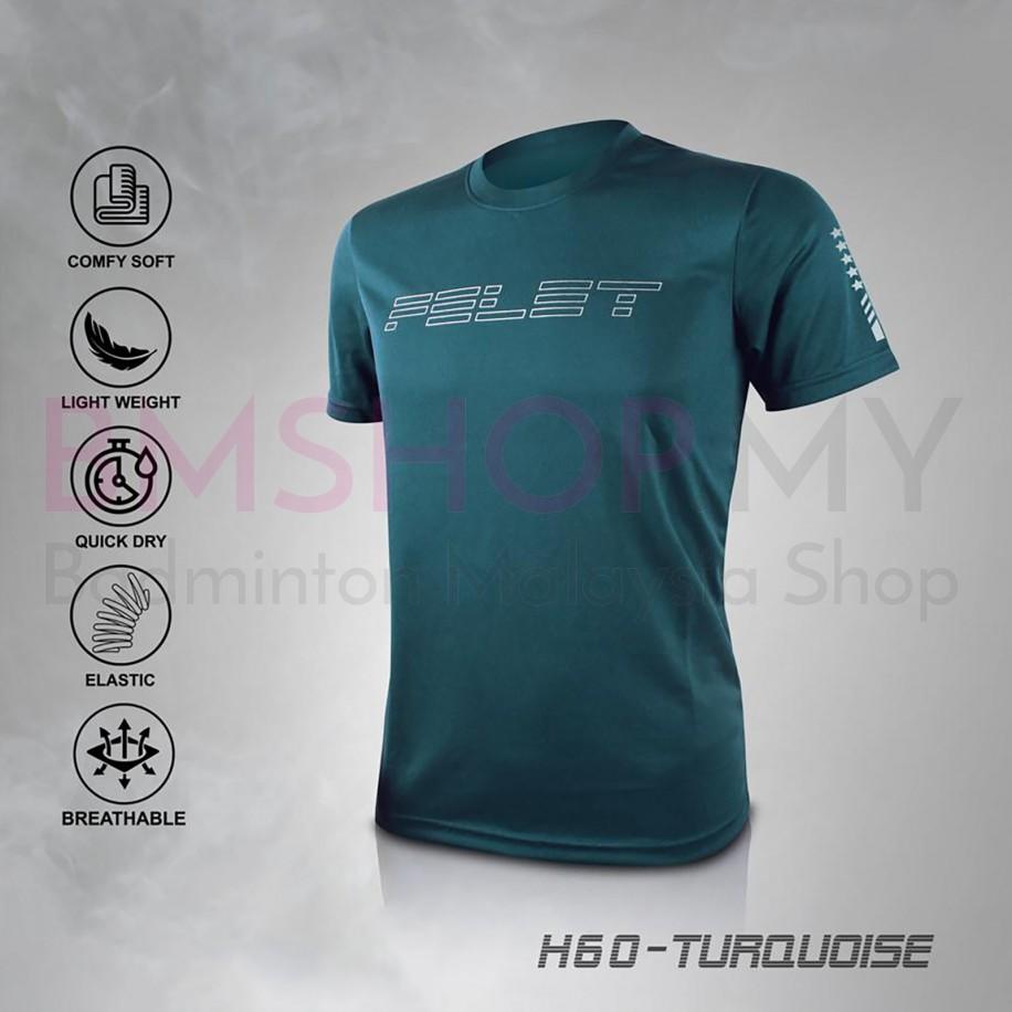 Felet (Fleet) Shirt H-60 Turquoise
