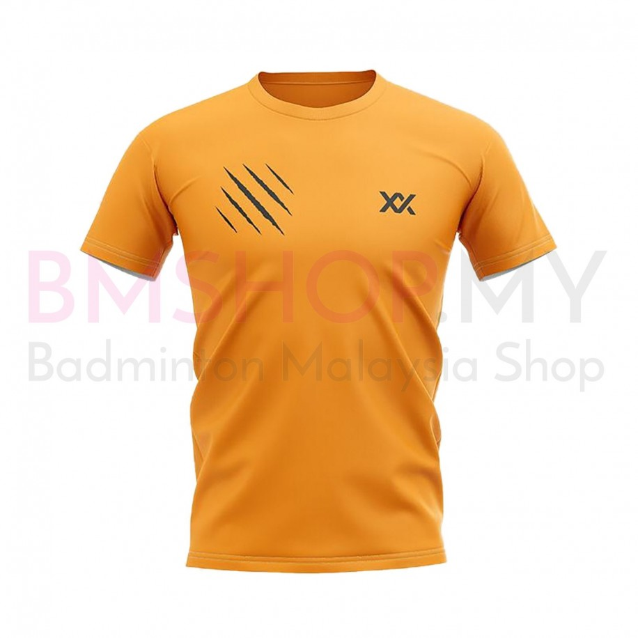 MAXX Shirt Fashion Tee MXGT034 Orange