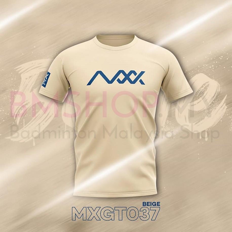 MAXX Shirt Fashion Tee MXGT037 Beige