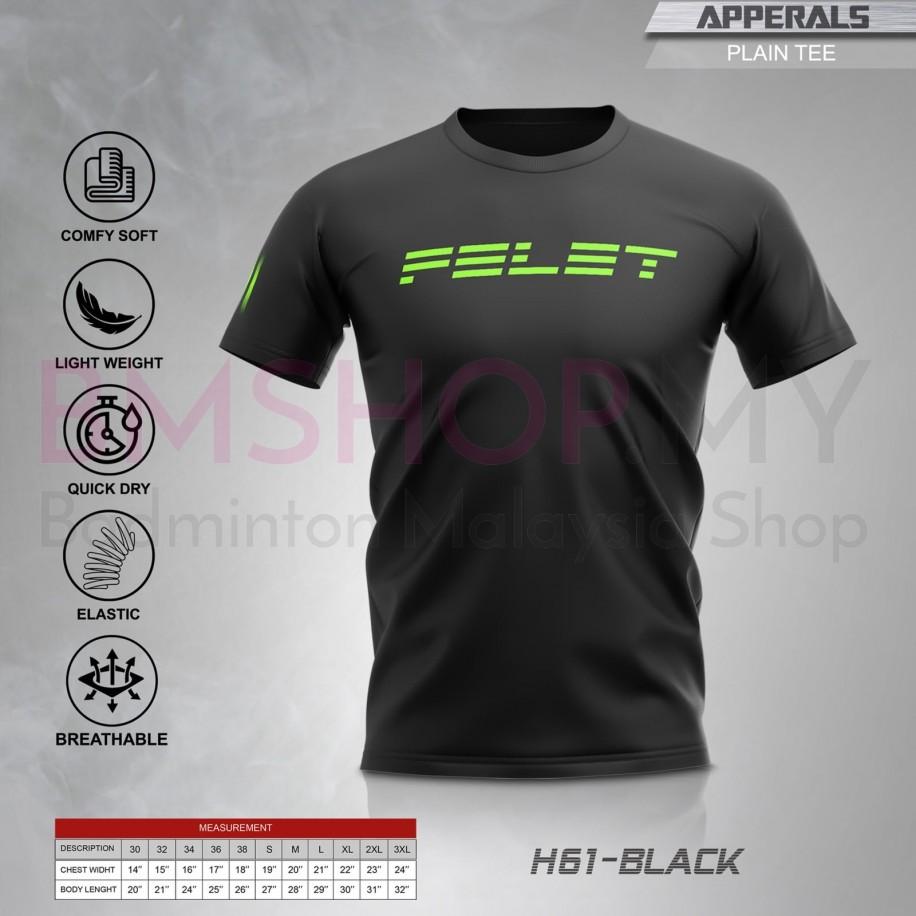 Felet Shirt H-61 Black