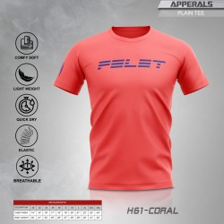 Felet Shirt H-61 Coral