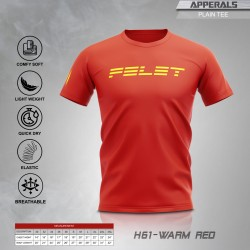 Felet Shirt H61 Warm Red