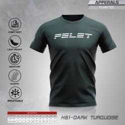 Felet Shirt H61 Dark Turquoise