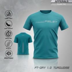 Felet Shirt FT-Dry 1.0 Turquoise
